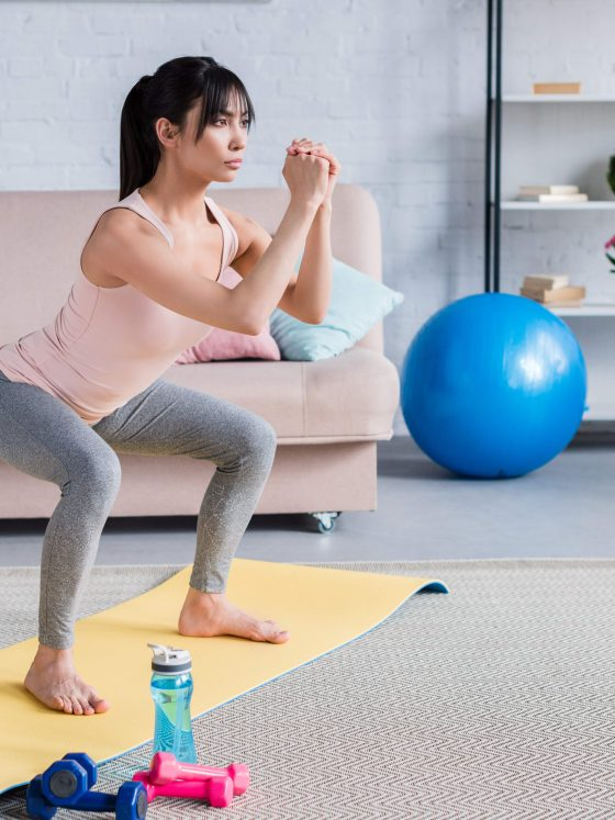 Workout at Home: Everything you need for under $100 | The Grace and Moxie Life